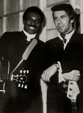 Pino Presti and Wilson Pickett
